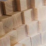 Деревянный конструкционный материал тимберса для предпосылки и текстуры de стоковая фотография