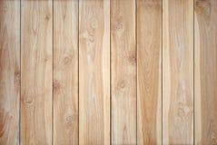 Деревянный коричневый цвет планки панели Стоковые Фото