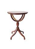Деревянный круглый стол Стоковые Фотографии RF