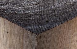деревянный куб стоковые фото