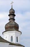 Деревянный купол Стоковая Фотография