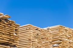 Деревянный материал Стоковая Фотография