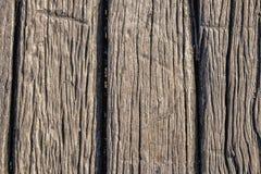 Деревянный мост Стоковые Изображения