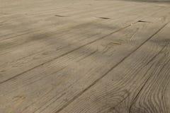 Деревянный настил, доски стоковые изображения