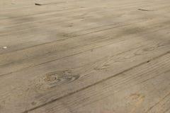 Деревянный настил, доски стоковое фото rf