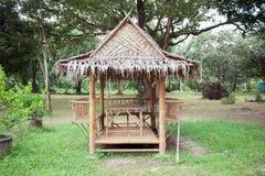 Деревянный павильон Стоковые Изображения RF
