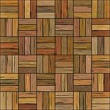 Деревянный партер пола иллюстрация штока