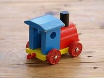 Деревянный поезд Стоковая Фотография RF