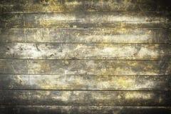 Деревянный поцарапанный grunge планки стоковая фотография rf