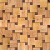 Деревянный пол партера. Безшовная текстура. Стоковые Изображения RF