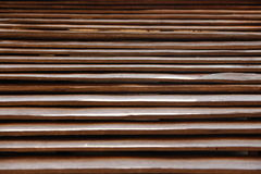 Деревянный предкрылок Стоковая Фотография RF