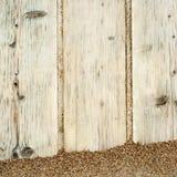 Деревянный путь планки стоковое изображение rf