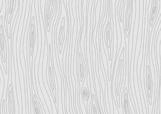 Деревянный свет - серая текстура Предпосылка древесины вектора иллюстрация вектора
