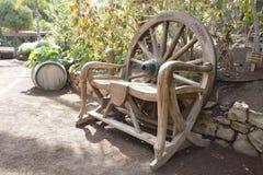 Деревянный стенд сада Стоковое Фото