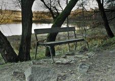 Деревянный стенд Стоковые Фотографии RF