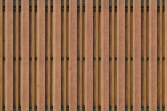 Деревянный строб стоковые изображения rf