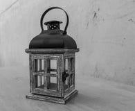 Деревянный фонарик Стоковая Фотография RF
