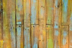 Деревянный цвет Стоковые Фото