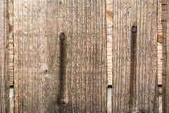 Деревянный шаблон Стоковое Изображение RF