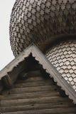 Деревянный шедевр Стоковая Фотография