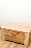 Деревянный шкаф Стоковое Фото