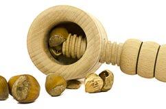 Деревянный Щелкунчик Стоковая Фотография