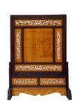 Деревянный экран Стоковое Изображение