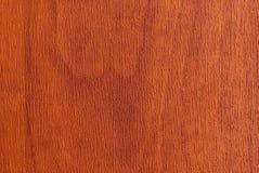 Деревянный mahogany текстуры Стоковое Изображение