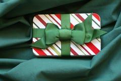 держатель подарка карточки Стоковые Изображения