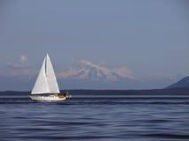 держатель хлебопека за sailing Стоковые Фотографии RF
