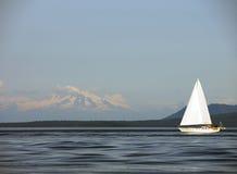 держатель хлебопека за sailing Стоковые Фото