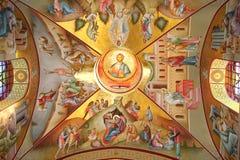 держатель tabor frescoes Стоковая Фотография RF