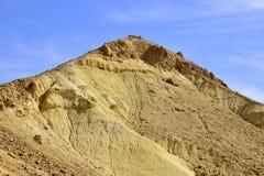 Держатель в пустыня Негев стоковое фото