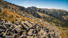 Держатель Derese, низкое Tatras, Словакия Стоковые Изображения RF