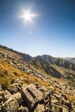 Держатель Derese, низкое Tatras, Словакия Стоковые Фото