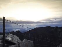 Держатель Kinabalu Стоковое фото RF