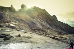 Держатель Kinabalu стоковые изображения