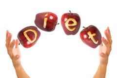 Держите диету Стоковое Изображение RF