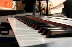 держите клавиатуру Стоковая Фотография