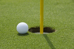 Дерновина гольфа стоковые фото