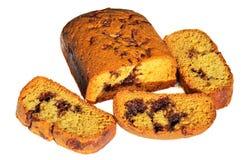 Десерта шоколада торта натуральные продукты домодельного свежие испеченные Стоковое фото RF