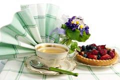 десерты завтрака Стоковое Изображение RF