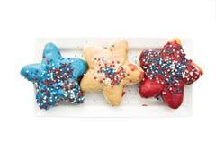 десерты патриотические Стоковое Фото