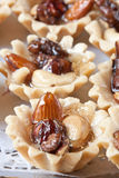 десерты предпосылки nuts Стоковое фото RF