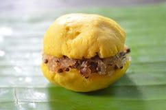 Десерты Таиланда очень вкусные Стоковое Изображение