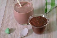 Десерты шоколада Стоковое Фото