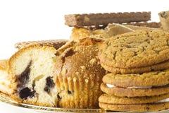 десерты Стоковая Фотография RF
