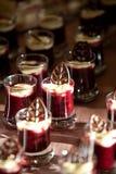 десерты стоковое фото