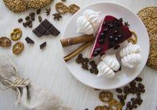 Десерты 13 Bisquit Стоковые Фото