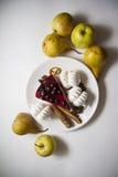 Десерты 03 Bisquit Стоковые Фотографии RF